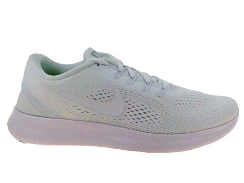 NIKE Mens Free RN Running Shoes White/White 831508 102 (12 D(M) US) -