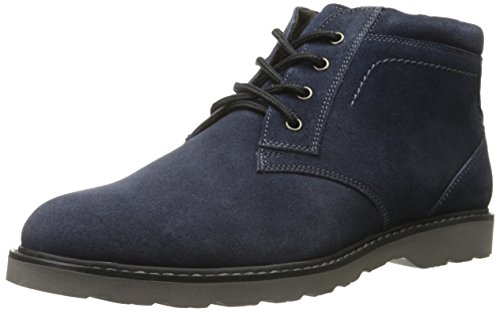 Nunn Bush Heren Tomah Navy Suede