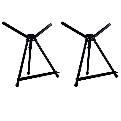 Mont Marte Table Easel for Painting,Nice Paint Easel for Kids,Artists&Adults.Adjustable Height to 21