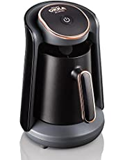 Arzum Okka - Turkish Coffee Machine Minio - Black/Copper - Ok004