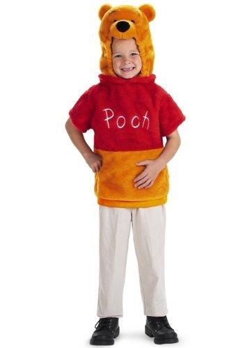 49e116b7b8bd Amazon.com  Disguise Vest Winnie The Pooh 1 To 2  Clothing