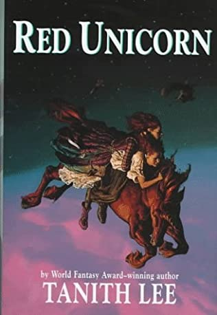 book cover of Red Unicorn