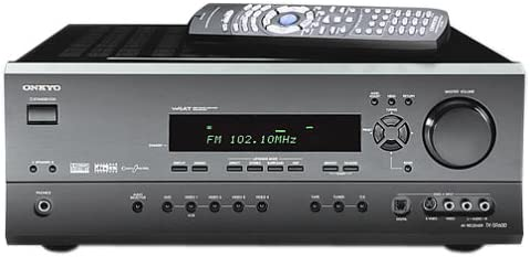 ONKYO TX-SR600 A V Receiver Discontinued by Manufacturer