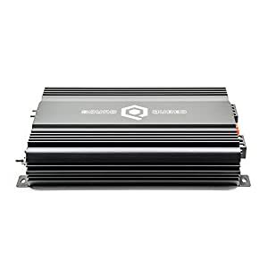 SoundQubed Q1-1200.2 1200W Mono Block Amplifier