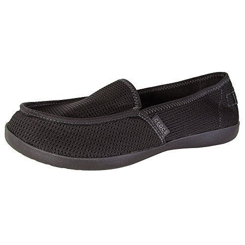crocs Women's Melbourne RX Shoe,Black,4 M US by Crocs (Image #4)