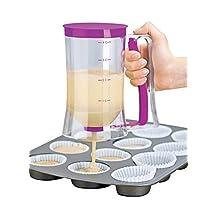 OFKP® Cake Batter Dispenser for baking 4 cup capacity 900 ML