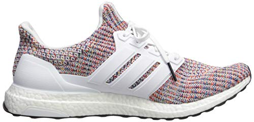 adidas Men's Ultraboost, White/Collegiate Navy, 4 M US by adidas (Image #7)