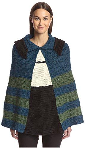 anna-sui-womens-crochet-stripe-knit-cape-cerulean-multi-m-l