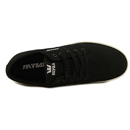 Supra STACKS II  Unisex-Erwachsene Sneakers Black