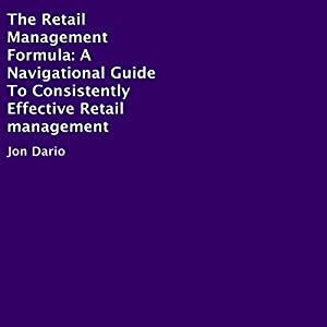 The Retail Management Formula Audiobook
