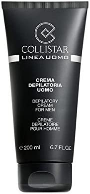 Collistar Uomo Men - Crema depilatoria, 200 ml: Amazon.es: Belleza