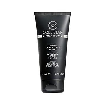 Collistar Uomo Men - Crema depilatoria, 200 ml