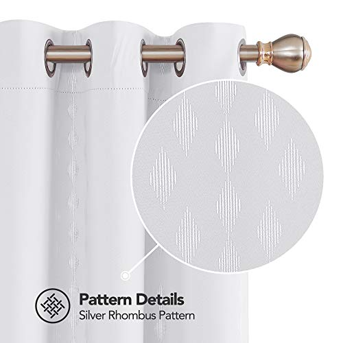 thermal patterned curtains - 7