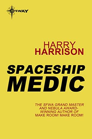 book cover of Spaceship Medic
