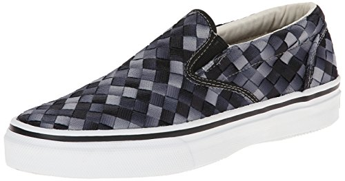 Sperry Top-sider Heren Striper Dus Webbing Fashion Sneaker Grijs