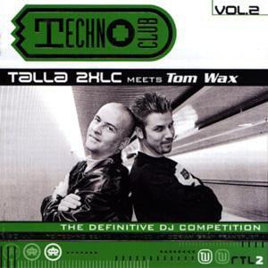 Talla 2XLC Talla Meets Tom Wax - NRG