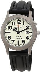 Momentum Men's 1M-SP54L1B Pathfinder II Classic Analog Watch