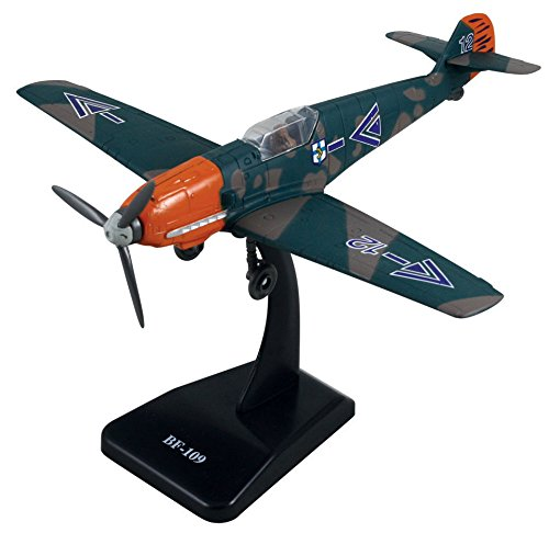 New Ray, WW II, 1:48 scale, Messerschmitt Bf 109, plastic model