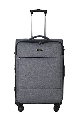Ambassador Classic Ultra-Light Expandable Spinner Carry On - Spinner Expandable 21'