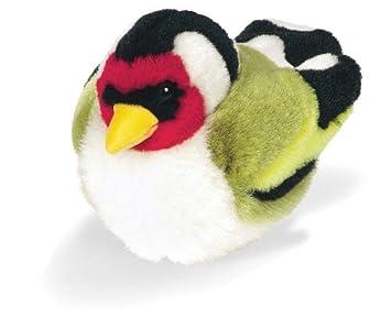 Wild Republic Birds 79529 - Jilguero de peluche