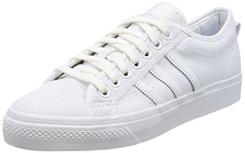 Adidas Unisexe Adultes Belles Chaussures De Fitness, Blanc Gris (chaussures / 0)