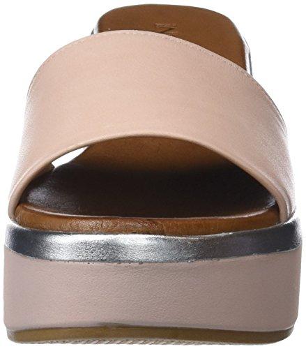 8681 Damen Pink Zehentrenner silver Blush Inuovo 5f4Zx8Yqw8