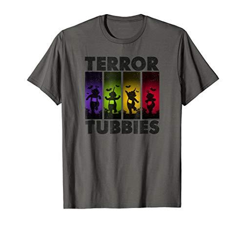 Teletubbies Adult T Shirt - Halloween 02 ()