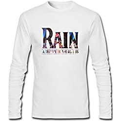 Men's Rain A Tribute To The Beatles 2016 World Tour Concert Long Sleeves T-Shirts