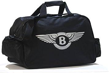 Mercedes Benz Logo Rucksack Sporttasche Leichte Seesack Reisegepaeck Duffel Wochenende Uebernachtung Taschen fuer Reisen Sport Gym Urlaub