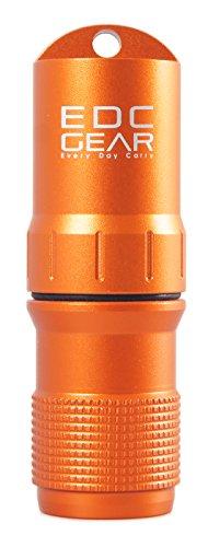 CevineeTM Waterproof Keychain Essentials Container