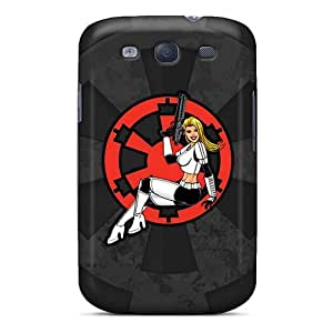 New Premium Flip Case Cover Stormtrooper Pinup 2 Skin Case For Galaxy S3
