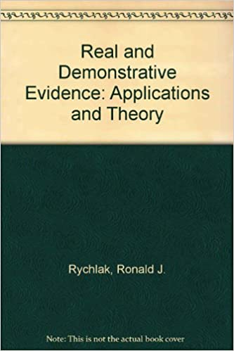 what can demonstrative evidence be used to show