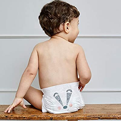 Kit & Kin Eco-Diapers*, 1-Month Supply