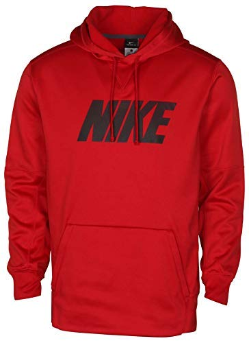 NIKE Men's Therma FIT Pullover Hoodie (L)