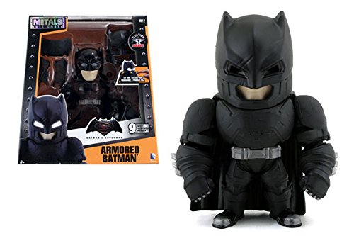 Armored Batman 6-Inch Diecast Metal Figure - Alternate Version - Removable Armor - METALS Diecast by Jada Toys; JDA97525