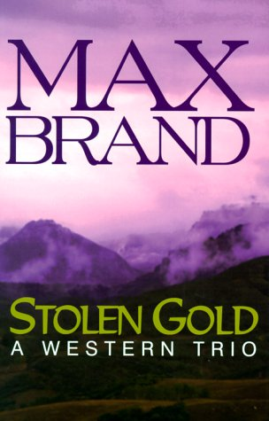 book cover of Stolen Gold