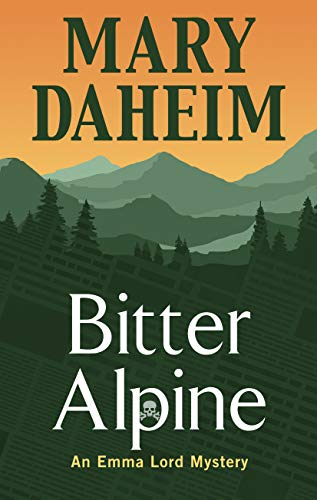 Book Cover: Bitter Alpine