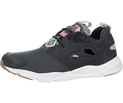 Reebok Furylite GP Mens in Gravel/Chalk/Parchment, 11