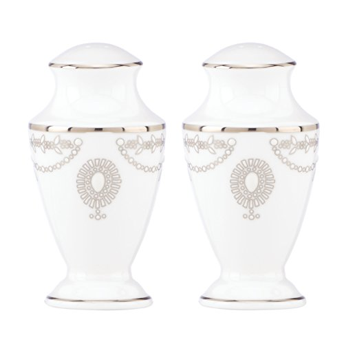Lenox Marchesa Empire Salt and Pepper Set