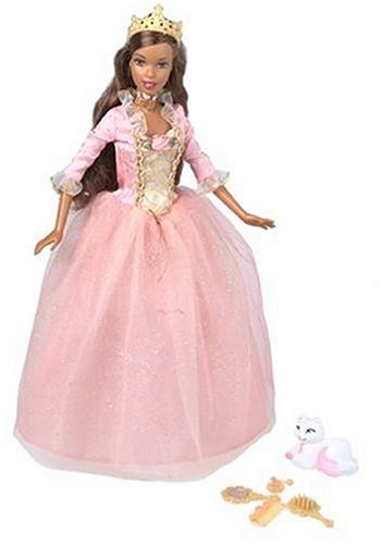 Barbie as The Princess and The Pauper - Princess Anneliese African American Doll
