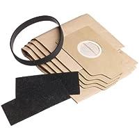 Shark XSD204 4 Bags, 1 Belt, 2 Exhaust Filters for Shark UV204