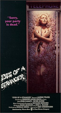 Eyes of a Stranger [VHS] - Crabtree Mall