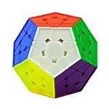 JIAAE 3X3x3x3x3 Rubik's Cube Professional Competition Allotype Smooth Rubik Children Puzzle Toy