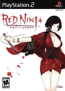 Amazon.com: Red Ninja End of Honor - PlayStation 2: Artist ...