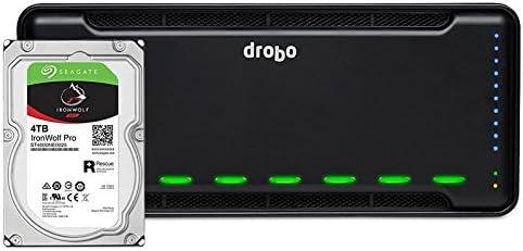Drobo B810i Ethernet Bastidor (3U) Negro Servidor de ...