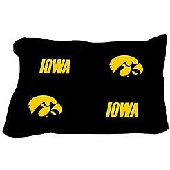 College Covers Iowa Hawkeyes Printed Pil...