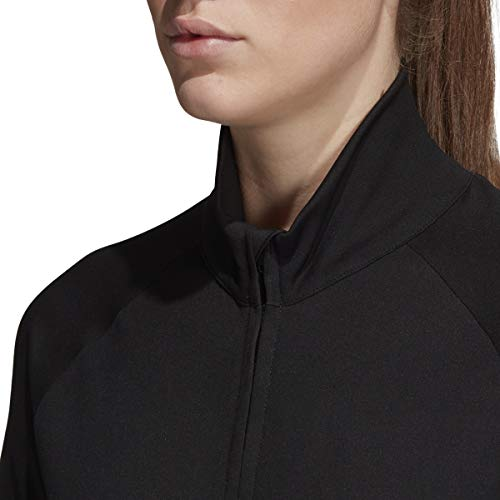 adidas Running Ultra Track Jacket, Black, Large by adidas (Image #4)