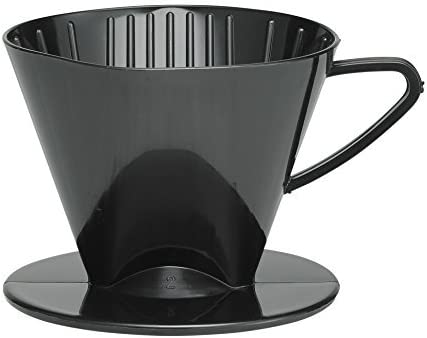 Hic Harold Import Co. 2662 Coffee Filter Cone, No. 2, Black