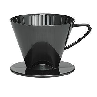 HIC Harold Import Co. 2662 coffee filter cone, No. 2, Black