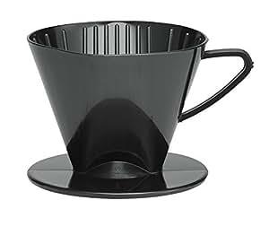 HIC Harold Import Co. 2662 Coffee Filter Cone, No.2, Black